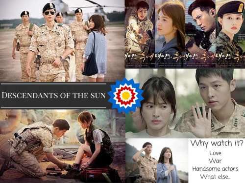 CarnetsdeMarine_Descendants of the sun